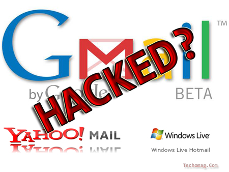 How to recover your Hacked Email accounts
