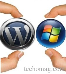 How to install Wordpress In Windows 7 or XP or VISTA