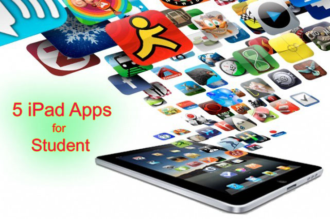 5 ipad student app