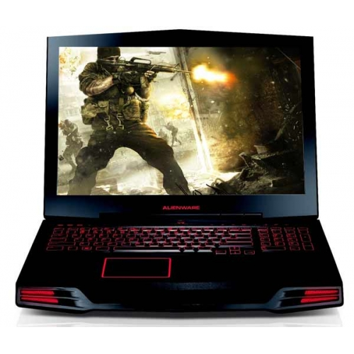 The Alienware M17xR3 is the newest addition to their line of gaming computers