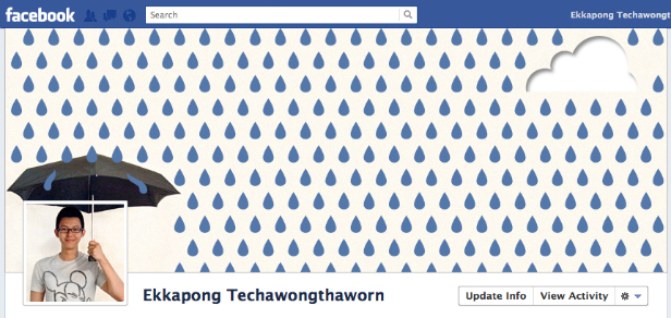 Ekkapong Techawongthaworn Facebook Timeline Cover