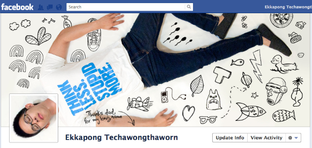 15 Cool Facebook Timeline Cover Designs that Will Blow Your Mind [Pics]