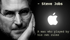Steve Jobs - A man who played by his own rules