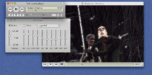 take screenshot with vlc media player in mac