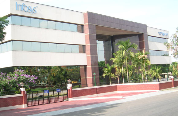 Infosys IT company Share's get beating at Bombay Stock Exchange ( BSE)