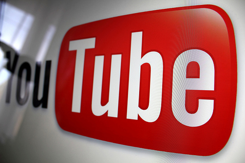 Youtube new-Logo-2012 : latest youtube update