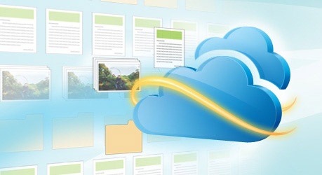 top 5 cloud computing storage services