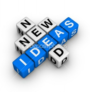 need new ideas , get new ideas, create new ideas, idea can change your life