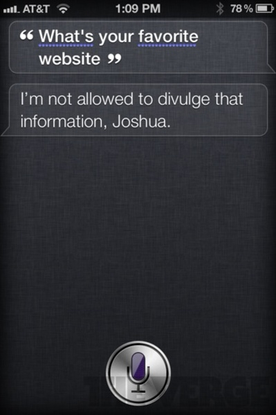 Smart reply from Siri App by Apple