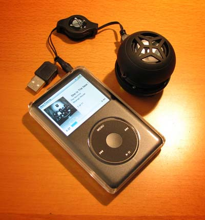 xmini capsule : how to connect it to your music player , mp3 , ipod , ipad devices