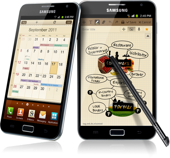 samsung galaxy note the best smartphone ever with android 3.3
