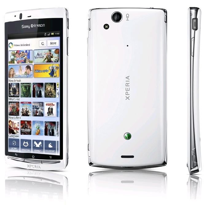 Sony Ericsson xperia Arc S review , price , Photo and specification