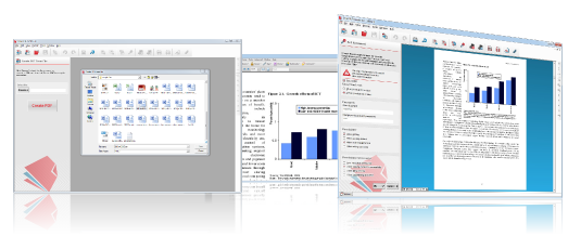 Sonic PDF Creator Screenshot 1