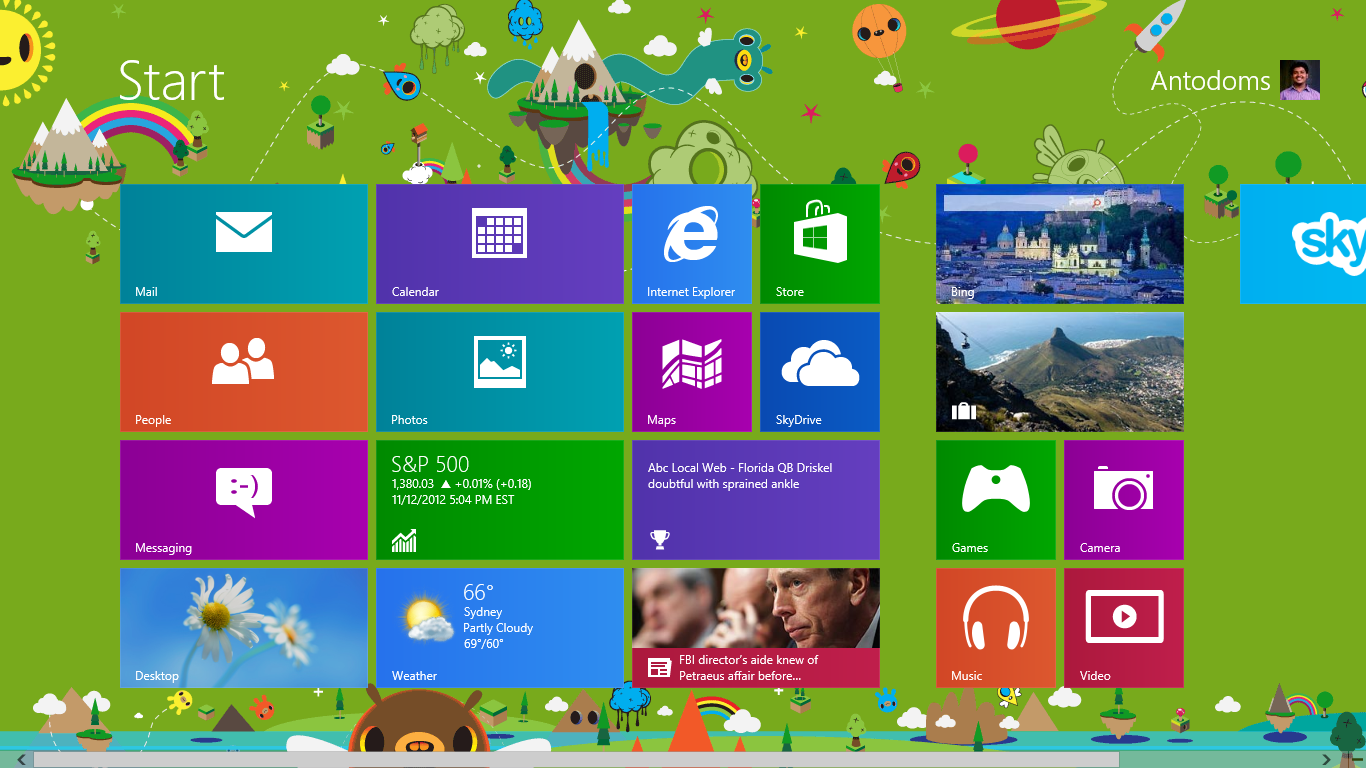 Windows 8 review a brand new start with metro ui techomag for Brand windows