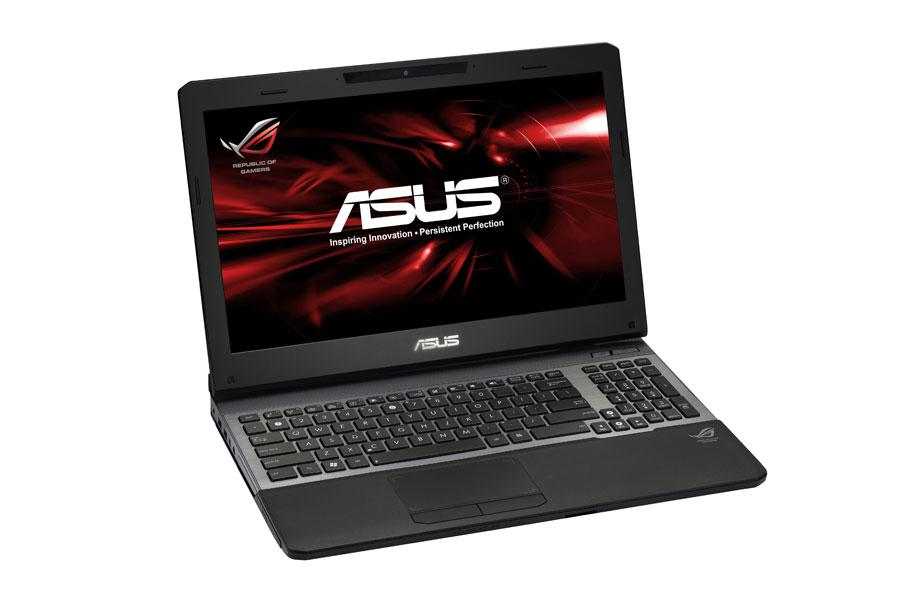 ASUS G55 and G75 review