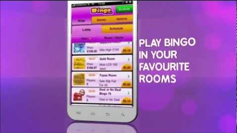Bingo: Invading the Gaming Sector of Mobile Devices
