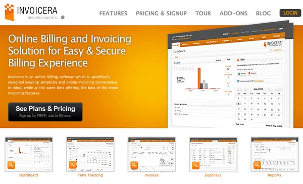 online invoicing application