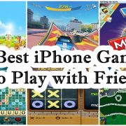 best iPhone games to play with friends