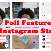 Poll Feature in Instagram