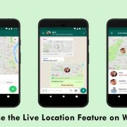 live location feature