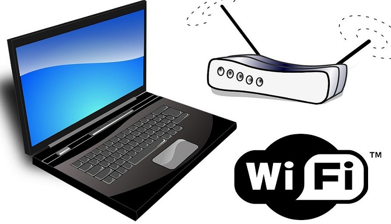 laptop as wifi-hotspot
