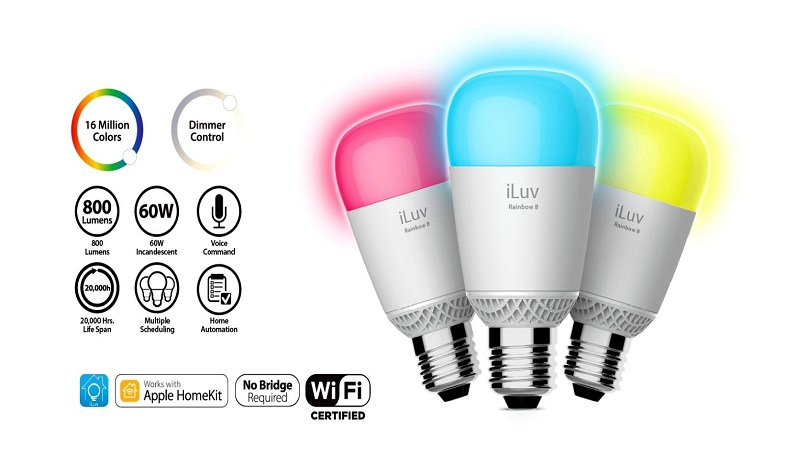 homekit light bulbs