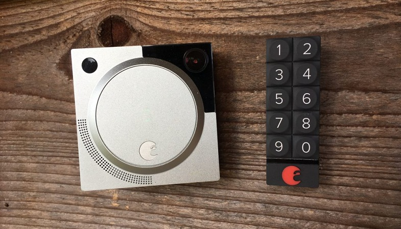 homekit smart doorbell