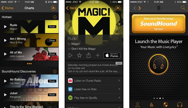 Here's Our List of Best Music Recognition Apps