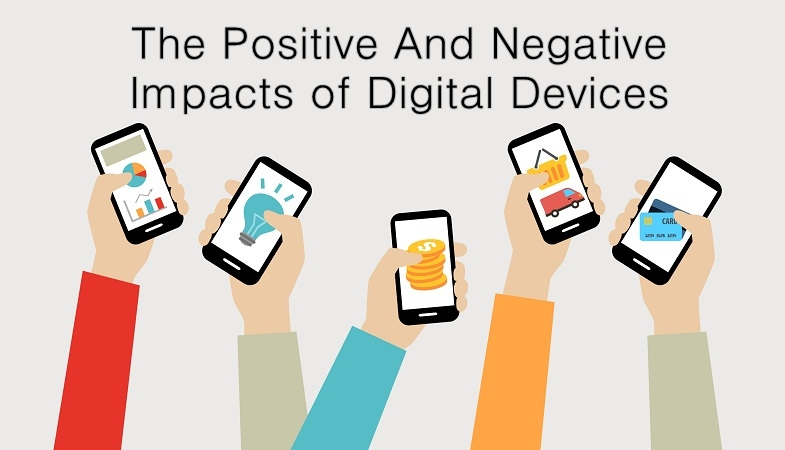 the positive and negative impact of the media on children education Social media present risks and benefits to children but parents who try social networking's good and bad impacts on we welcome both positive and negative.