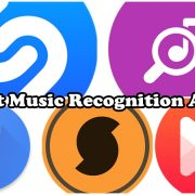 music recognition apps