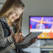 limit screen time for kids