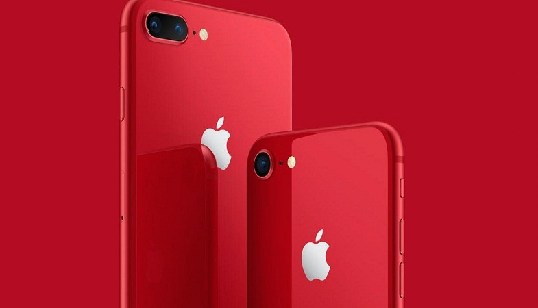 red iPhone 8 review
