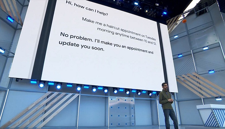google duplex technology